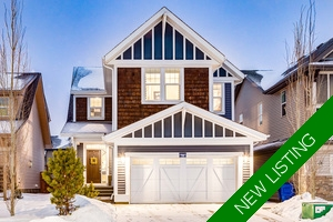 Auburn Bay House for sale:  4 bedroom 2,622 sq.ft. (Listed 2018-01-12)