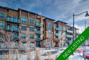 Currie Barracks Condo for sale:  1 bedroom 712 sq.ft. (Listed 2018-01-18)